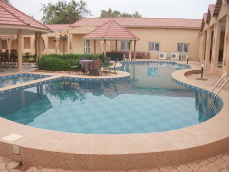 Hôtel Zind-Naba de Dédougou