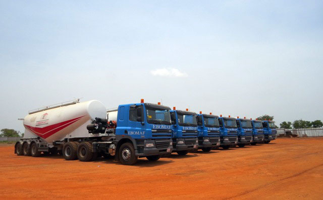 carburant engin de chantier