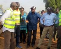 EBOMAF-TOGO: Une délégation ministérielle tire une conclusion très satisfaisante des travaux