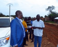 EBOMAF-BENIN: L'asphalte prend place sur les routes de Zè et Tangbo