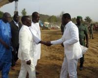 EBOMAF-TOGO: Le Président Faure Gnassingbé constate l'évolution de Pya-Sarakawa-Kanté