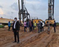 EBOMAF-BENIN: L'exécution des chantiers du Sud s'accélère à 100 à l'heure