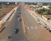 EBOMAF-TOGO: Sortie académique des étudiants de l'ESA sur le chantier Lomé-Kpalimé