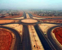 EBOMAF-BF: En 16 mois, le chantier du contournement Nord-Sud de Ouagadougou affiche un taux d'exécution de 70% contre un délai consommé de 49%
